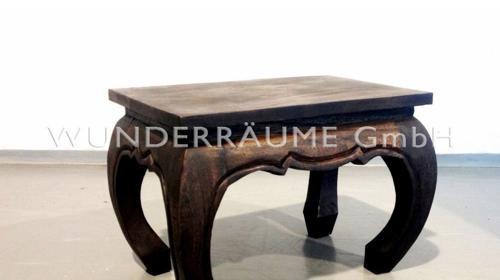 Loungetisch, dunkel - WUNDERRÄUME GmbH vermietet: Dekoration/Kulisse für Event, Messe, Veranstaltung, Incentive, Mitarbeiterfest, Firmenjubiläum