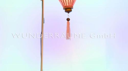 Stofflampions-3 - WUNDERRÄUME GmbH vermietet: Dekoration/Kulisse für Event, Messe, Veranstaltung, Incentive, Mitarbeiterfest, Firmenjubiläum