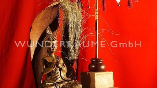 Arrangement Asien 2 - WUNDERRÄUME GmbH vermietet: Dekoration/Kulisse für Event, Messe, Veranstaltung, Incentive, Mitarbeiterfest, Firmenjubiläum