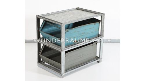"""Loungetisch """"Industrial"""" - WUNDERRÄUME GmbH vermietet: Dekoration/Kulisse für Event, Messe, Veranstaltung, Incentive, Mitarbeiterfest, Firmenjubiläum"""