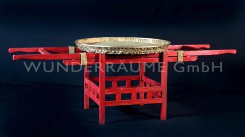 Deko-Tisch Asien M - WUNDERRÄUME GmbH vermietet: Dekoration/Kulisse für Event, Messe, Veranstaltung, Incentive, Mitarbeiterfest, Firmenjubiläum