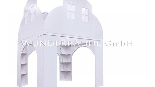 Einzelhaus - WUNDERRÄUME GMBH vermietet: Dekoration/Kulisse für Event, Messe, Veranstaltung, Incentive, Mitarbeiterfest, Firmenjubiläum