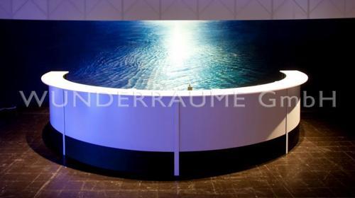 Rundbar - WUNDERRÄUME GmbH vermietet: Dekoration/Kulisse für Event, Messe, Veranstaltung, Incentive, Mitarbeiterfest, Firmenjubiläum