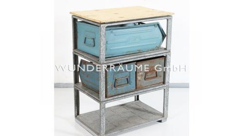 Barhocker Industrial - WUNDERRÄUME GmbH vermietet: Dekoration/Kulisse für Event, Messe, Veranstaltung, Incentive, Mitarbeiterfest, Firmenjubiläum