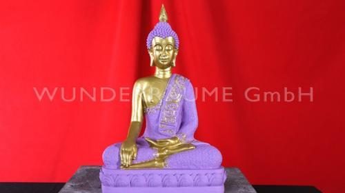 Buddha Statue, sitzend - WUNDERRÄUME GmbH vermietet: Dekoration/Kulisse für Event, Messe, Veranstaltung, Incentive, Mitarbeiterfest, Firmenjubiläum