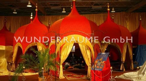 Orient Palast / 1001 Nacht; WUNDERRÄUME GmbH vermietet: Dekoration/Kulisse für Event, Messe, Veranstaltung, Incentive, Mitarbeiterfest, Firmenjubiläum