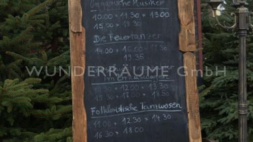 Holztafel/Tafelwagen 2 - WUNDERRÄUME GmbH vermietet: Dekoration/Kulisse für Event, Messe, Veranstaltung, Incentive, Mitarbeiterfest, Firmenjubiläum