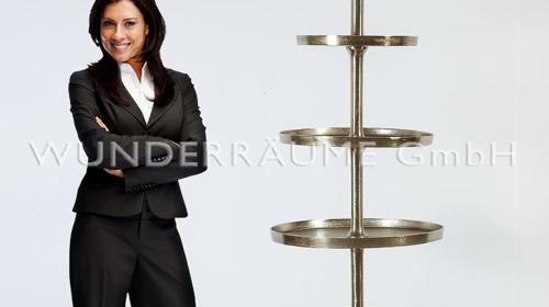 Etagere bronze XXL - WUNDERRÄUME GmbH vermietet: Dekoration/Kulisse für Event, Messe, Veranstaltung, Incentive, Mitarbeiterfest, Firmenjubiläum