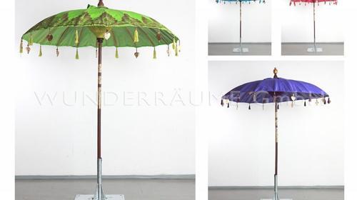 Schirm Asien/Orient - WUNDERRÄUME GmbH vermietet: Dekoration/Kulisse für Event, Messe, Veranstaltung, Incentive, Mitarbeiterfest, Firmenjubiläum