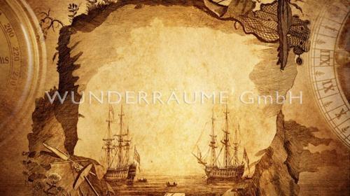 Nostalgie-Bild Maritim 2 - WUNDERRÄUME GmbH vermietet: Dekoration/Kulisse für Event, Messe, Veranstaltung, Incentive, Mitarbeiterfest, Firmenjubiläum