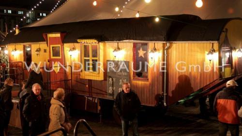 Zirkuswagen als Märchenbühne od. Lounge, WUNDERRÄUME GmbH vermietet: Dekoration/Kulisse für Event, Messe, Veranstaltung, Incentive, Mitarbeiterfest, Firmenjubiläum