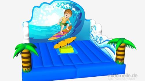 Surf-Simulator / Riesen Surfbrett ähnlich Rodeo / Bullriding
