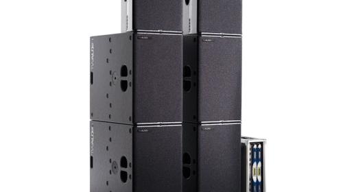 Profi Beschallungsanlage TW-Audio PA SysOne bis 1500 Personen