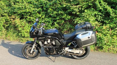 Yamaha Fazer satte 94PS für 39€