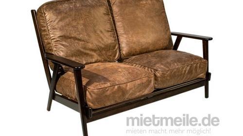Sofa Corium 50er Jahre Stil Vintage Look