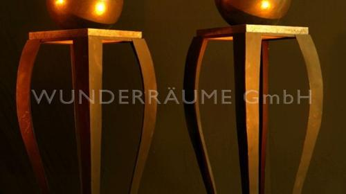 Dekoständer Kugellicht - WUNDERRÄUME GmbH vermietet: Dekoration/Kulisse für Event, Messe, Veranstaltung, Incentive, Mitarbeiterfest, Firmenjubiläum