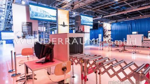 Gepäck-Rollband mit Durchleuchtungskasten - WUNDERRÄUME GmbH vermietet: Dekoration/Kulisse für Event, Messe, Veranstaltung, Incentive, Mitarbeiterfest, Firmenjubiläum