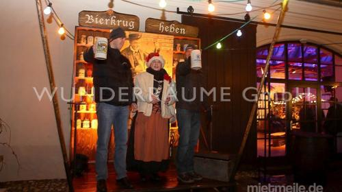 Bierkrugheben - Maßkrug-Heben - WUNDERRÄUME GmbH vermietet: Dekoration/Kulisse für Event, Messe, Veranstaltung, Incentive, Mitarbeiterfest, Firmenjubiläum