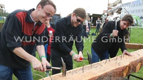 Wettnageln - WUNDERRÄUME GmbH vermietet: Dekoration/Kulisse für Event, Messe, Veranstaltung, Incentive, Mitarbeiterfest, Firmenjubiläum