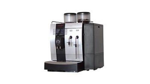 Fachpack Nürnberg 2018 Kaffeevollautomat Jura X9, Kaffeemaschine