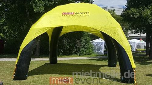 Event Dome / aufblasbares Zelt mieten