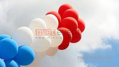 Ballongirlanden in bis zu 3 Farben