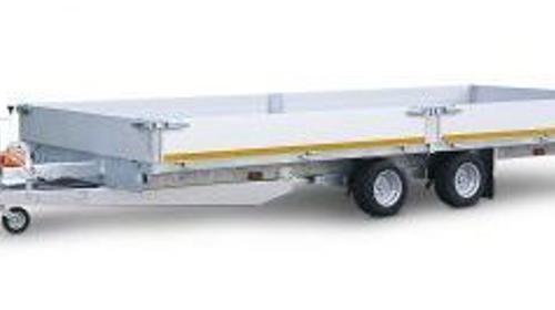 Autotrailer, Anhänger, Trailer 4m x 1,8m
