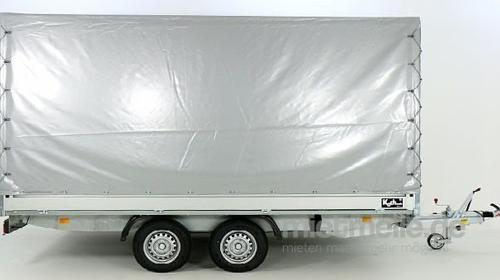 Anhänger 5x2m - Trailer - Planenanhänger