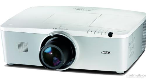 Beamer Sanyo PLC XM100L 5000 Ansilumen - Videobeamer
