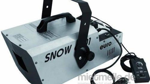 Schneemaschine - Schneekanone - Groß