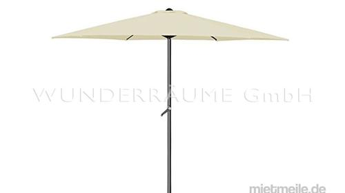 Sonnenschirm - WUNDERRÄUME GmbH vermietet: Dekoration/Kulisse für Event, Messe, Veranstaltung, Incentive, Mitarbeiterfest, Firmenjubiläum