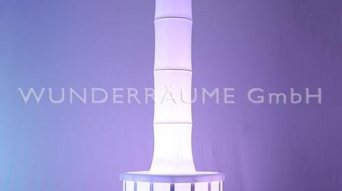 Siegessäule Berlin - WUNDERRÄUME GmbH vermietet: Dekoration/Kulisse für Event, Messe, Veranstaltung, Incentive, Mitarbeiterfest, Firmenjubiläum