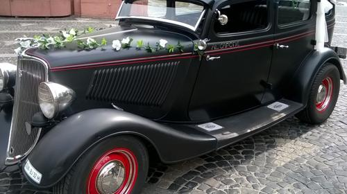 Ford F 40 Streetrod