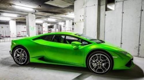 Lamborghini Huracán auch als Spider
