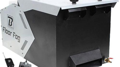 Große Bodennebelmaschine - Nebelmaschine