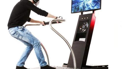 Skisprung Simulator Virtual Reality / Skispringen / Skiflug Simulator / jetzt in der Virtual Reality Ausführung! Noch realistischer geht es nicht!