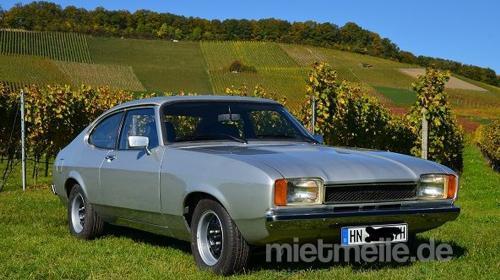 Ford Capri Oldtimer