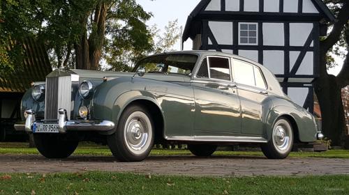 Rolls Royce Silver Cloud , Oldtimer , Limousine