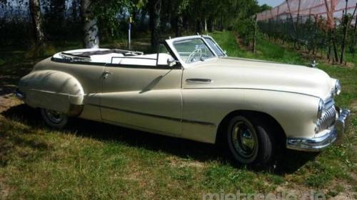 Limousinenservice Buick 1947