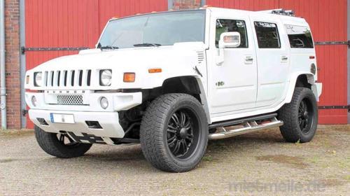Hummer H2 V8 zum Selbstfahren oder Chauffeur auf Anfrage
