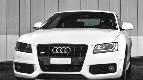 Der Sportwagen Audi S5 4,2 Liter V8 zum Selberfahren