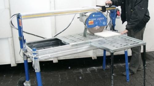 Fliesenschneider, Steinschneider bis 120 cm Schnittlänge, Elektro