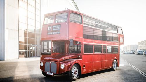 Red London Bus – Eventlocation Catering, Cocktailbar, Barista, DJ, Sektempfang, Bussines Events