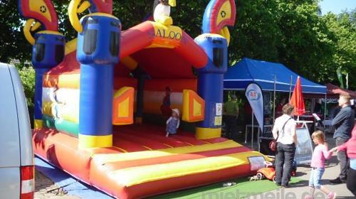 Westernburg Saloon für wilde Schulfeste, Betriebsfeste oder Western-Partys
