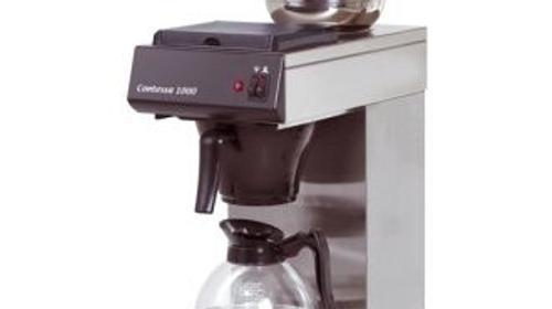 Gastronomie Kaffeemaschine Contessa 1000 inkl. Glaskanne
