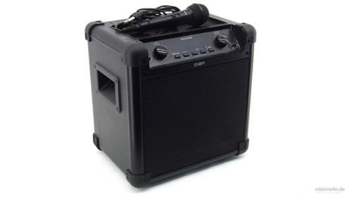 Mobile PA Anlage Aktiv Lautsprecher System Box