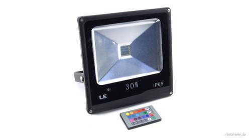 Farb-Strahler 30W Scheinwerfer LED Licht