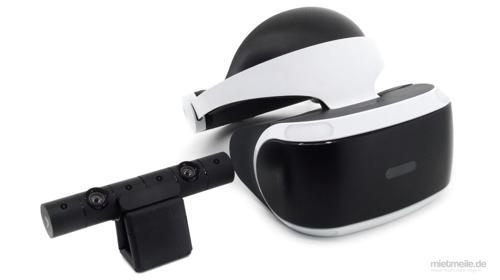 PlayStation 4 VR Virtual Reality Brille Kamera