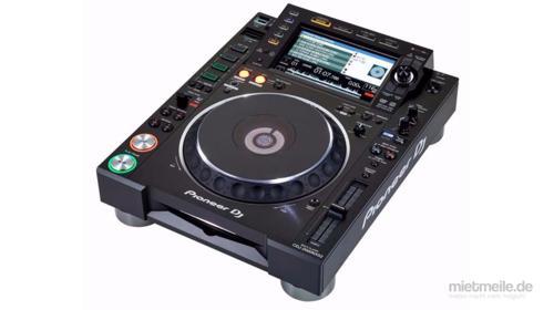Pioneer CDJ-2000 NXS2 DJ Profi Media-Player