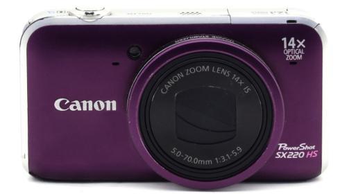 Canon Digital-Kamera Powershot SX220 HS